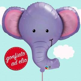 palloncino elefante ad elio