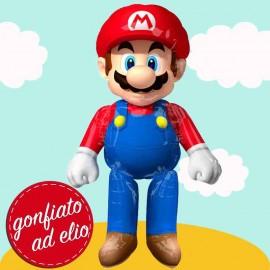 Mario bros palloncino air walker