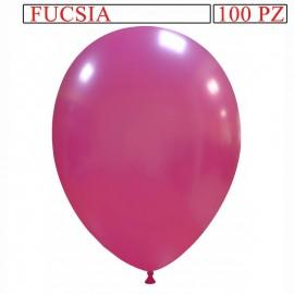 palloncino metallizzato da 13 pollici fucsia