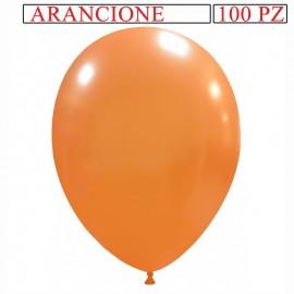palloncino metallizzato da 13 pollici arancione