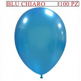 palloncino metallizzato da 13 pollici blu chiaro