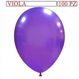 palloncino metallizzato da 13 pollici viola
