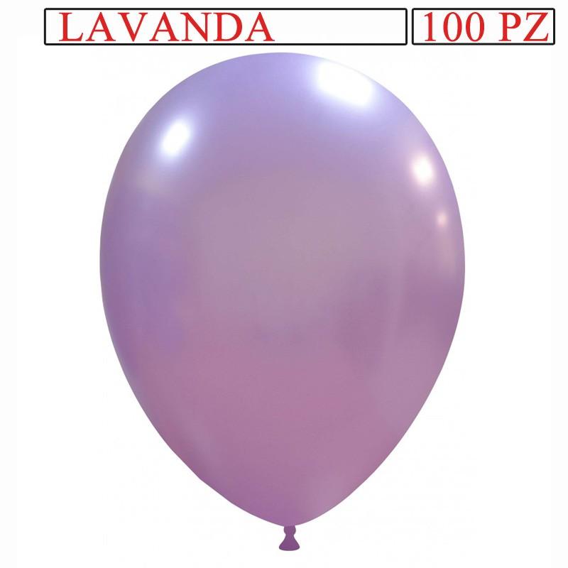 palloncino metallizzato da 13 pollici lavanda