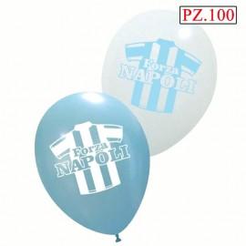 palloncini forza Napoli