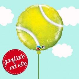 palloncino tema tennis ad elio