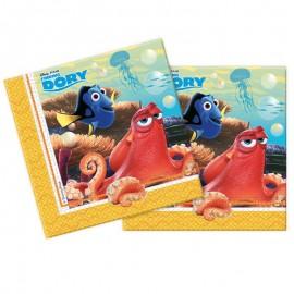 tovaglioli di Dory pesce