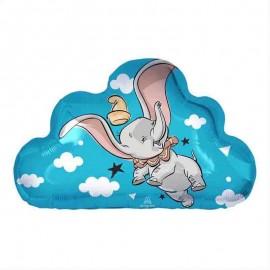 palloncino dumbo nuvola