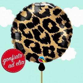 palloncino macchie di leopardo