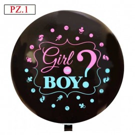 "Boy or Girl Palloncino 36""..."