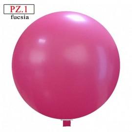 palloncino cm.91 fucsia pastello