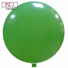 pallone verde cm.140