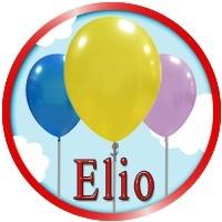 Palloncini Lattice Gonfiati ad Elio