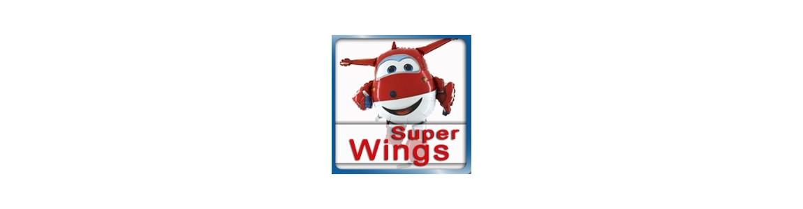 Super Wings | palloncini e accessori festa su Tommyparty.it!