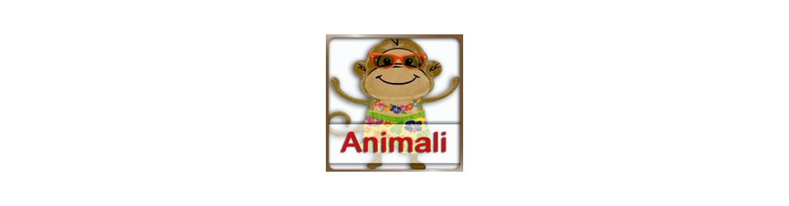 Palloncini a forma di Animali   Feste a tema su Tommyparty.it