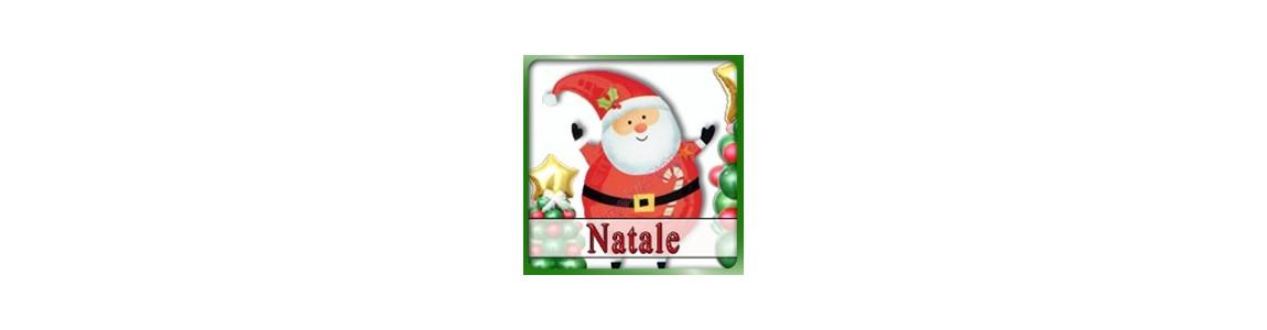 Accessori festa di Natale | palloncini e composizioni