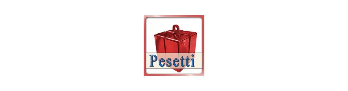 Pesetti per Palloncini ad Elio | tommyparty.it