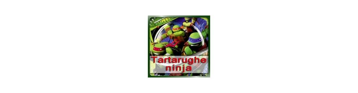 Tartarughe Ninja Cartone animato | palloncini e piattini