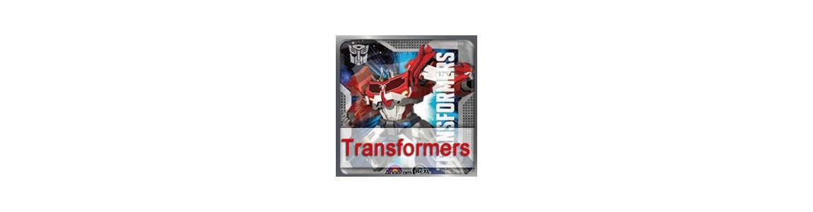 Transformers palloncini festa | vendita on-line su Tommyparty.it