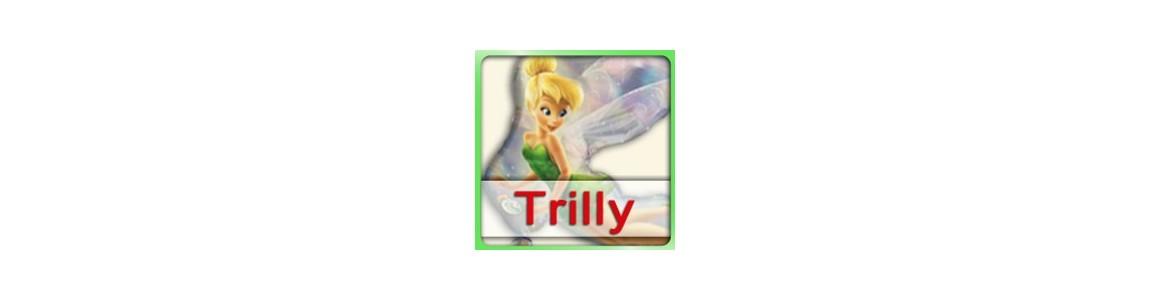 Trilly Campanellino | palloncini imbustati e ad elio su Tommyparty.it