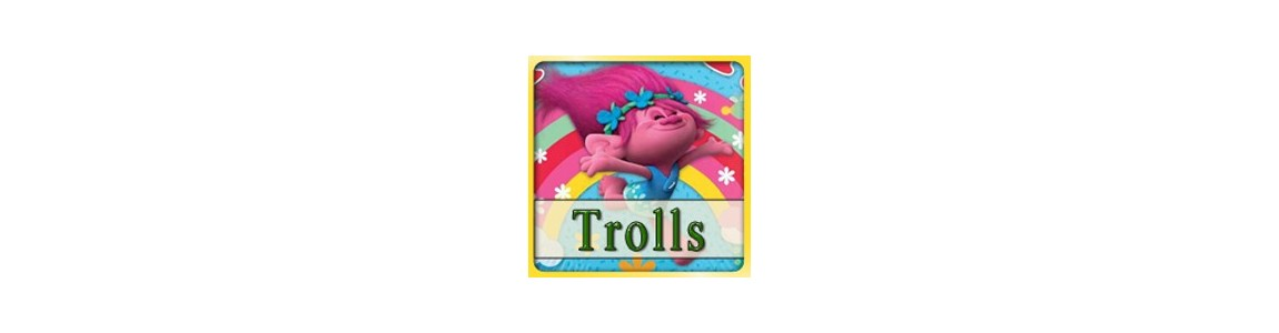 Trolls con Poppy Palloncini | accessori festa su Tommyparty.it