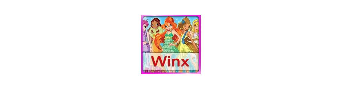 Winx magiche feste | palloncini e accessori tavola su Tommyparty.it