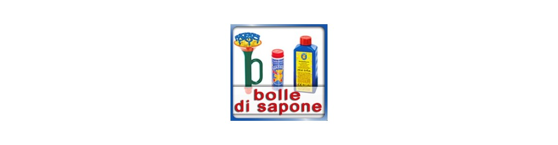 Bolle di Sapone per feste | Tommyparty.it