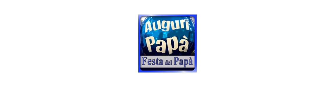Palloncini Festa del Papà | fai un regalo il 19 marzo