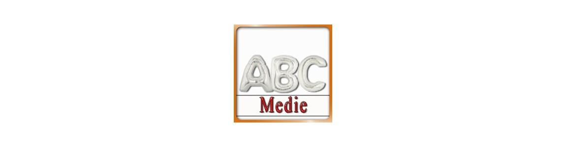 Palloncini a forma di Lettera Media| vendita on-line