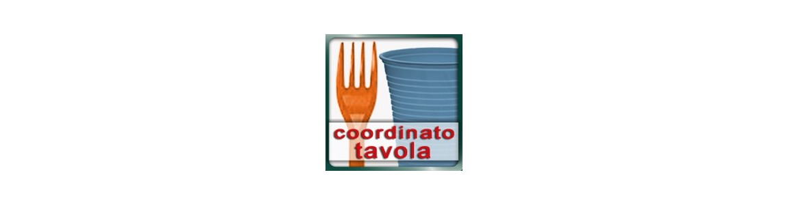 Coordinato Tavola per feste | accessori utili in ogni occasione