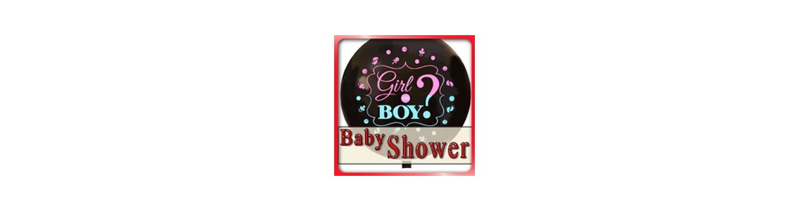 Palloncino Boy or Girl | Tommyparty.it