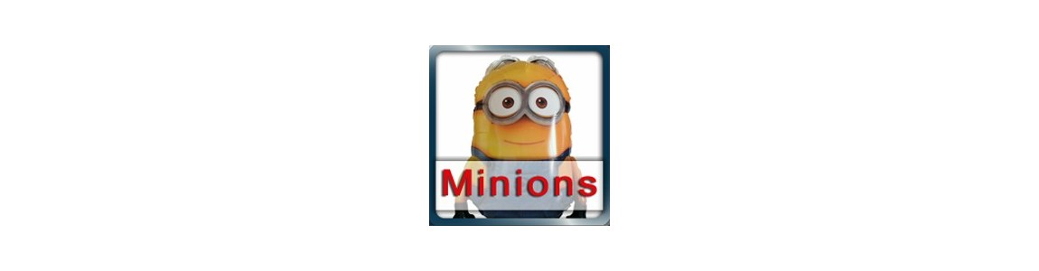 Palloncini Minions e Bicchieri a tema | acquista su Tommyparty.it