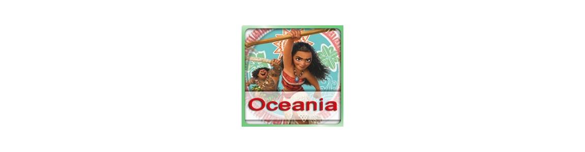 Oceania Palloncini e Piattini | festa a tema Hawaii