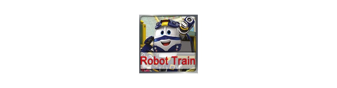 Robot Train | palloncini festa in tutta Italia su Tommyparty.it!