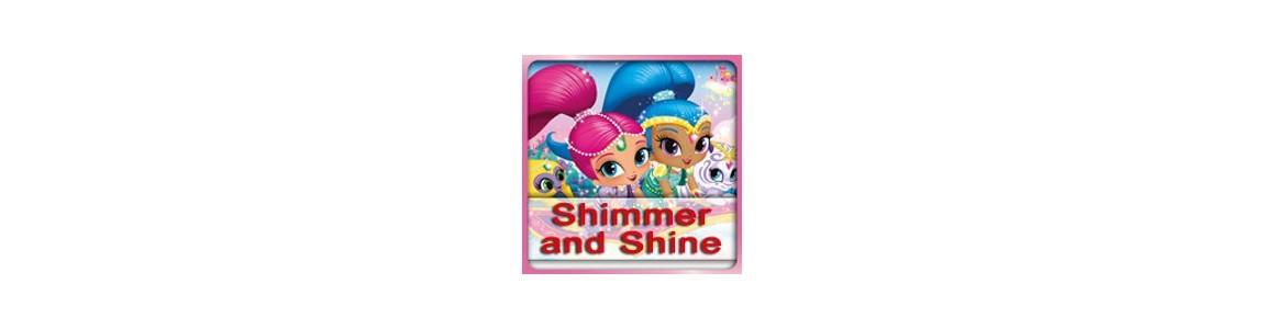 Shimmer e Shine | palloncini e composizioni su Tommyparty.it!