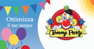 tommyparty acquista on-line